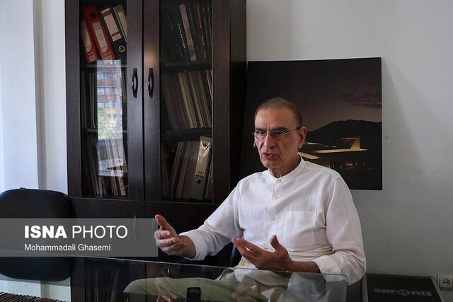 پیامی برای درگذشت معمار مبتکر ایرانی