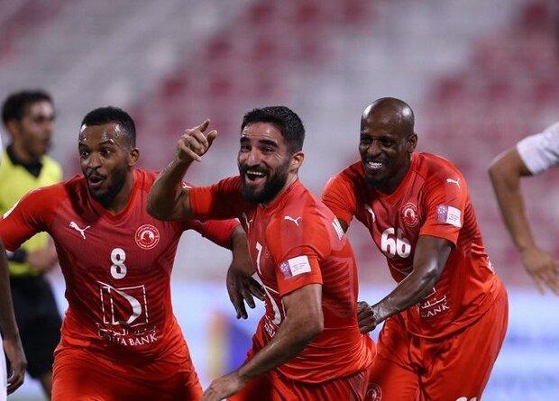 رضاییان و محمدی در ترکیب تیم منتخب هفته چهارم لیگ ستارگان قطر