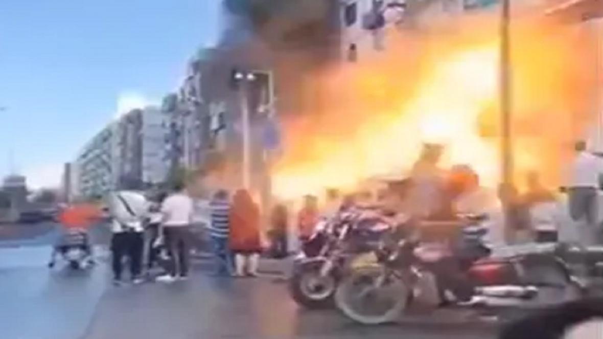 3 زخمی در انفجاری در جنوب شرقی چین