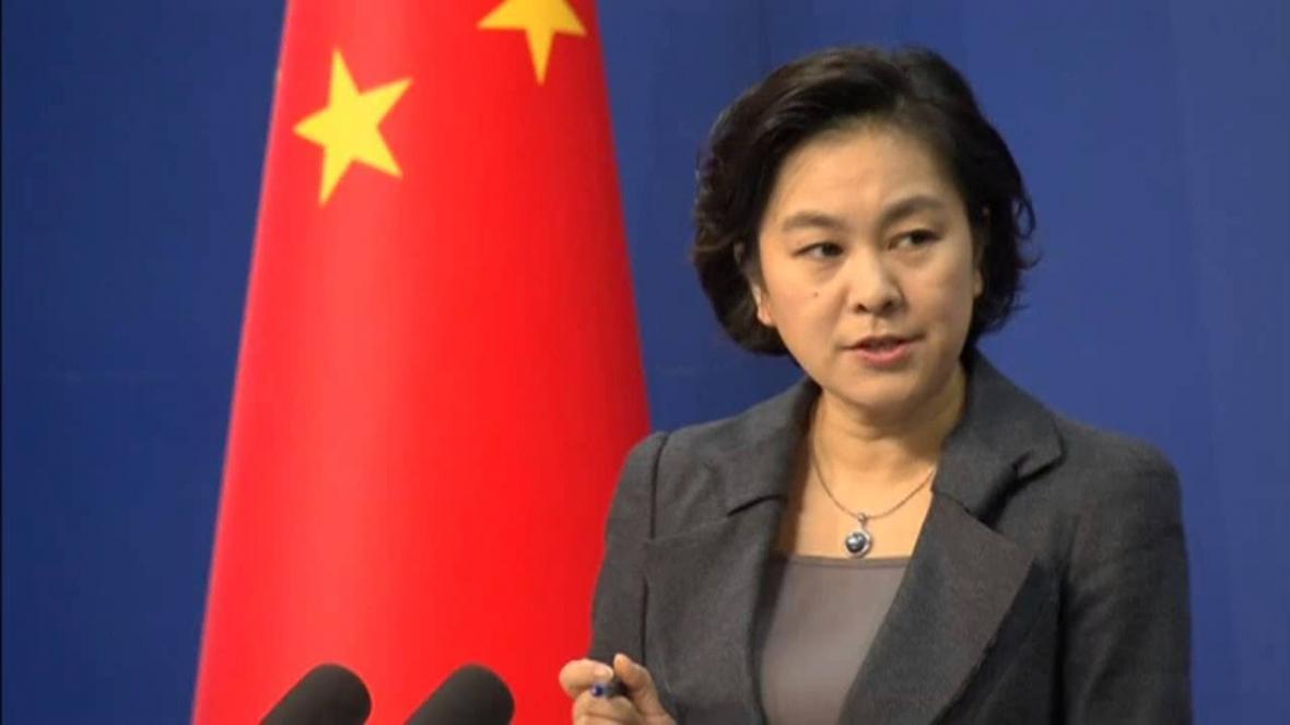 سخنگوی وزارت خارجه چین: آمریکا از امنیت ملی سوء استفاده می نماید