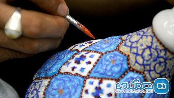 هنر ایرانی 5 هزار ساله که تلفیقی از عشق و آتش است