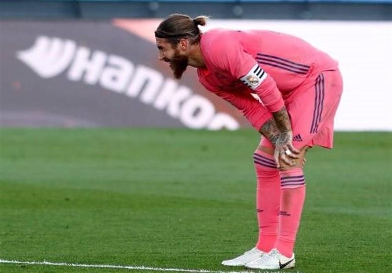 غیبت راموس در اولین بازی رئال مادرید در لیگ قهرمانان قطعی شد