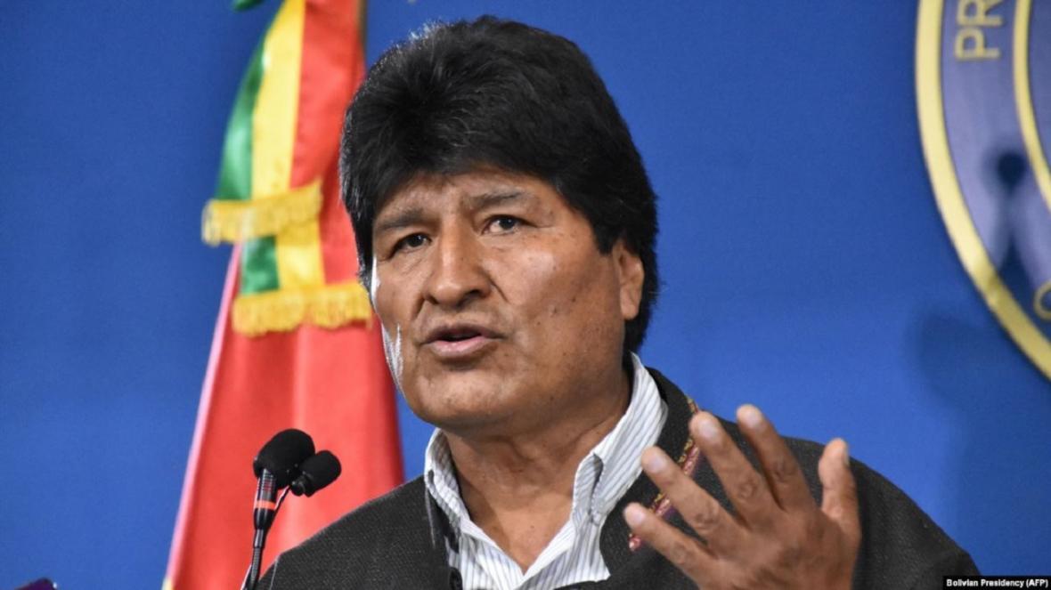 قرار بازداشت مورالس لغو شد