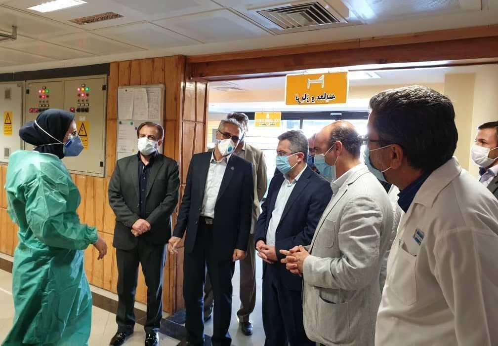خبرنگاران معاون وزیر بهداشت: کرونا در خراسان جنوبی فرایند افزایشی دارد