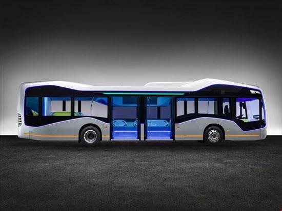 نخستین اتوبوس خودران مبتنی بر هوش مصنوعی راه اندازی شد