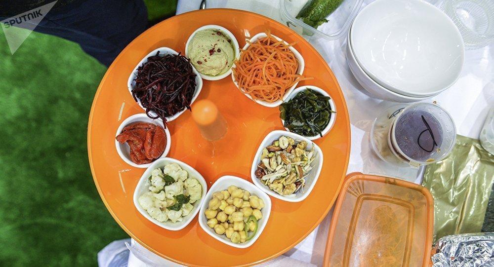 گیاهخواری و خطر ابتلا به کرونا