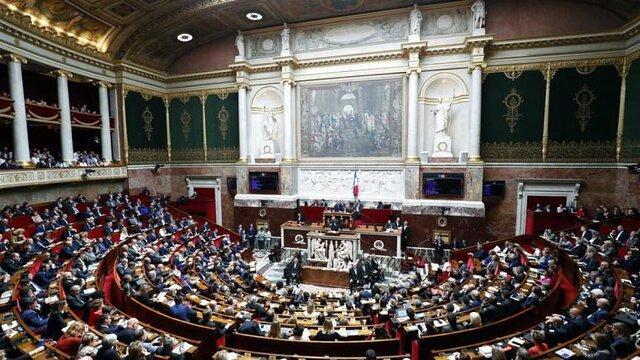 تصویب لایحه جنجالی امنیتی در مجلس فرانسه