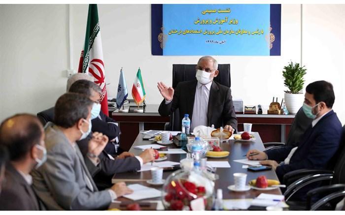 حاجی میرزایی: استعدادهای برتر مناطق محروم شناسایی شوند