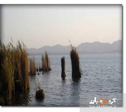 دریاچه های بختگان و طشک، عکس