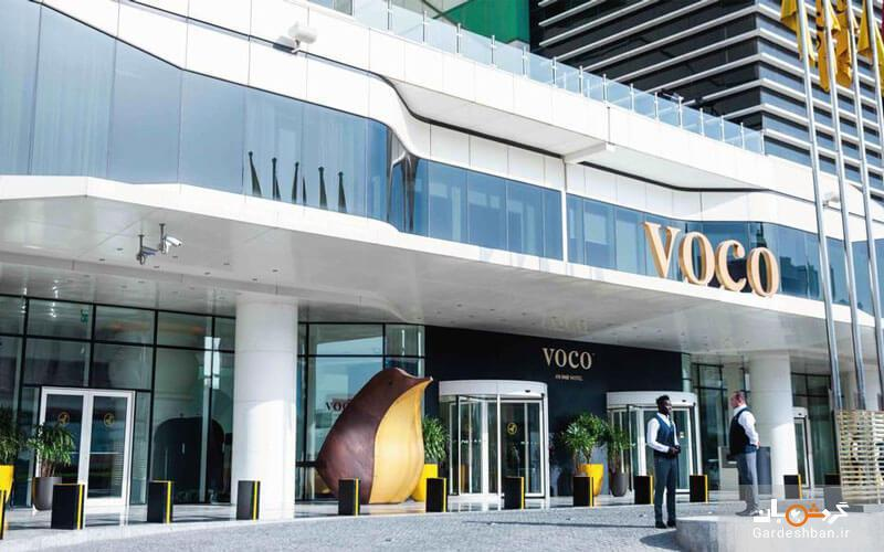 هتل وکو؛ هتلی 5 ستاره در منطقه تجاری دبی، عکس