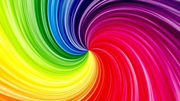 شگفتی های دنیای رنگ ها