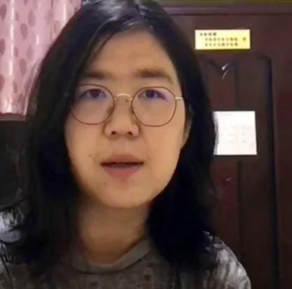 محکومیت روزنامه نگار چینی به 4 سال زندان به خاطر گزارش همه گیری کرونا در ووهان