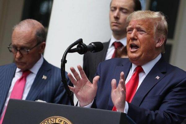 خبرنگاران ترامپ: در پنسیلوانیا تقلب شده است