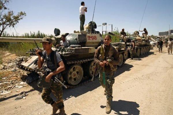 روسیه و ترکیه تصمیمی برای ترک لیبی ندارند