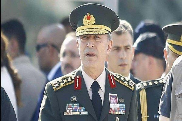 رایزنی وزرای دفاع ترکیه و جمهوری آذربایجان