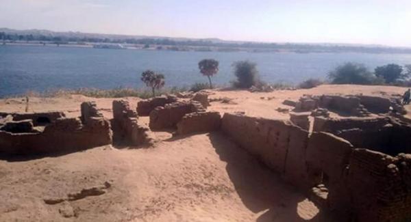 یک کلیسا و معبد تاریخی در مصر کشف شد
