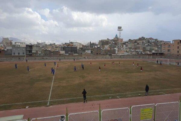 صعود نماینده کردستان به مرحله پلی آف لیگ برتر فوتبال زنان