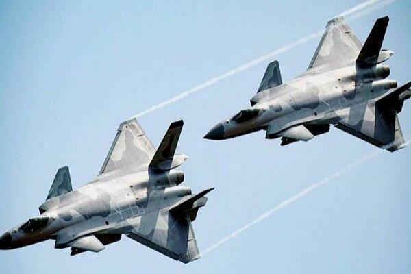 رویارویی جنگنده های تایوان با هواپیماهای نظامی چین