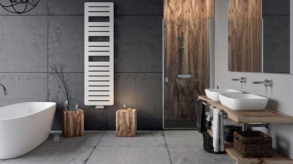 حوله خشک کن وسیله ای کاربردی و مناسب برای حمام خانه شما