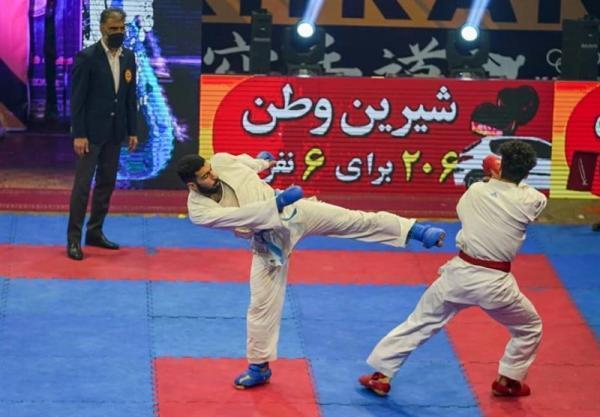 لیگ برتر کاراته، صنعت مس رفسنجان جام قهرمانی را بالای سر برد
