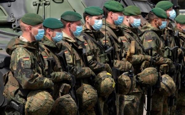 اشتباه دریافت نیروهای ویژه آلمانی با تروریستها در پی ایجاد سردرگمی در آریزونا