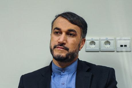 امیرعبداللهیان: مذاکره با آمریکا در سایه زور و تهدید انجام نمی شود خبرنگاران