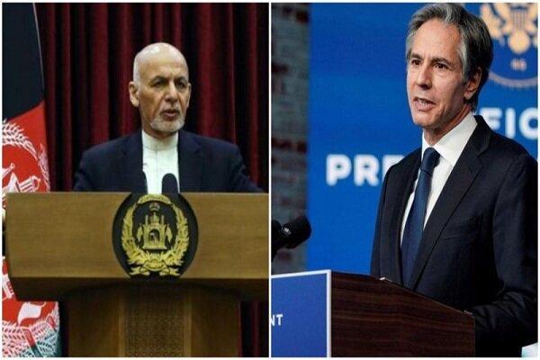 تمایل بلینکن به حضور ایران، روسیه و چین در مذاکرات صلح افغانستان