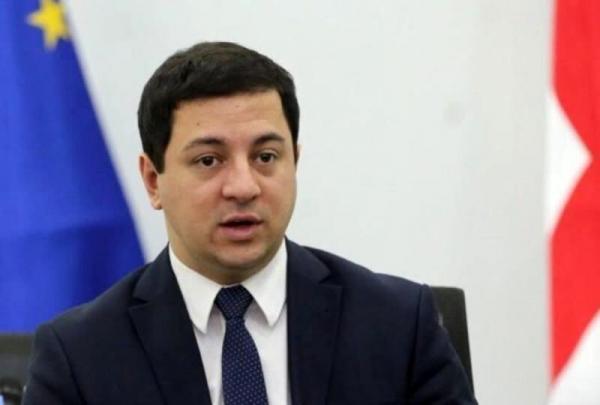 استعفای رییس مجلس گرجستان
