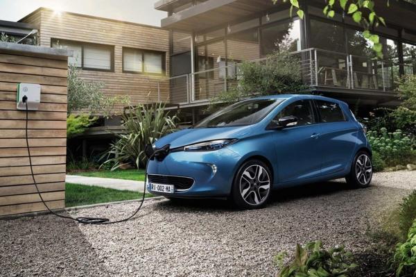 اتومبیل برقی به جای اتومبیل بنزینی