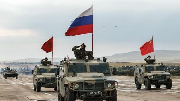 هشدار روزنامه حکومتی چین به آمریکا:در افتادن با ما و روسیه یک کابوس مطلق است، با آتش بازی نکن؛مسکو و پکن مانند اسفنج در آب، خیس خورده اند!