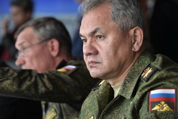 تمرینات نظامی روسیه در دریای سیاه موفقیت آمیز بوده است