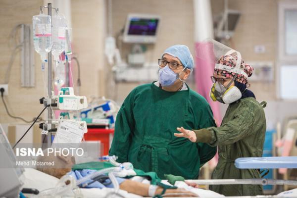 520 بیمار کرونایی در بیمارستان های قزوین بستری هستند