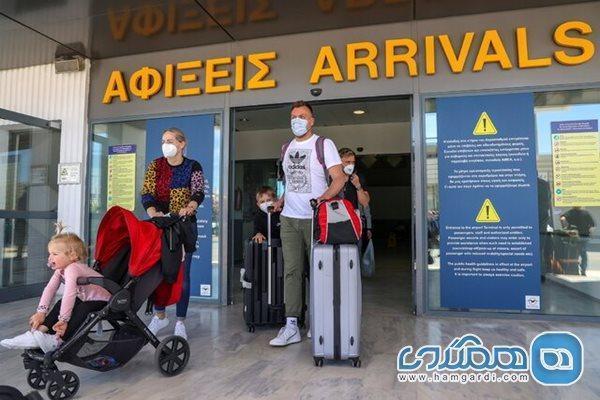 یونان رسما به روی گردشگران بازگشایی شد