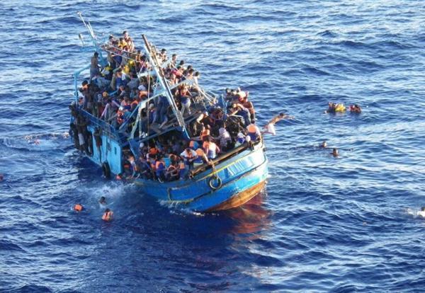 غرق شدن 57 مهاجر تونسی در دریا