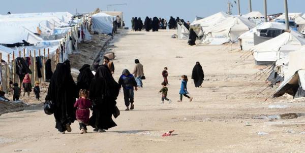 نماینده عراقی: آمریکا عامل فشار به بغداد برای انتقال خانواده های داعش به عراق است