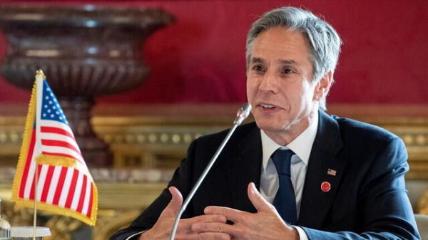 رایزنی تلفنی وزرای خارجه آمریکا و قطر درباره لبنان و افغانستان