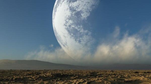 چه اتفاقی رخ می دهد اگر ماه به زمین نزدیک تر گردد؟
