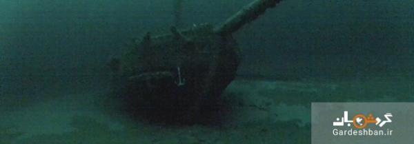 کشتی 2400 ساله یونانی ها در آب های بلغارستان پیدا شد، عکس