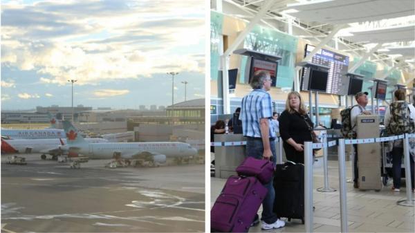 در مجموع 9 فرودگاه در کانادا پذیرای مسافران بین المللی خواهند بود