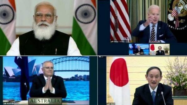 تور ارزان هند: سفر نخست وزیر هند به آمریکا برای حضور در نشست چهارگانه