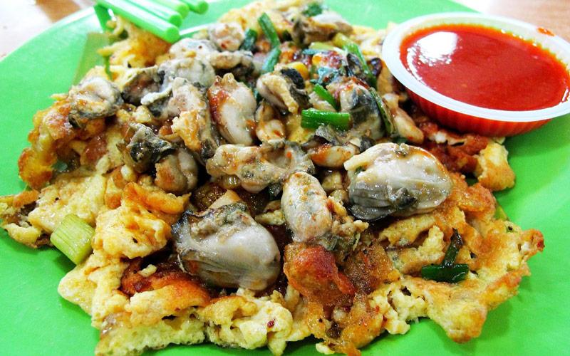 بهترین غذاهای مالزی در پنانگ