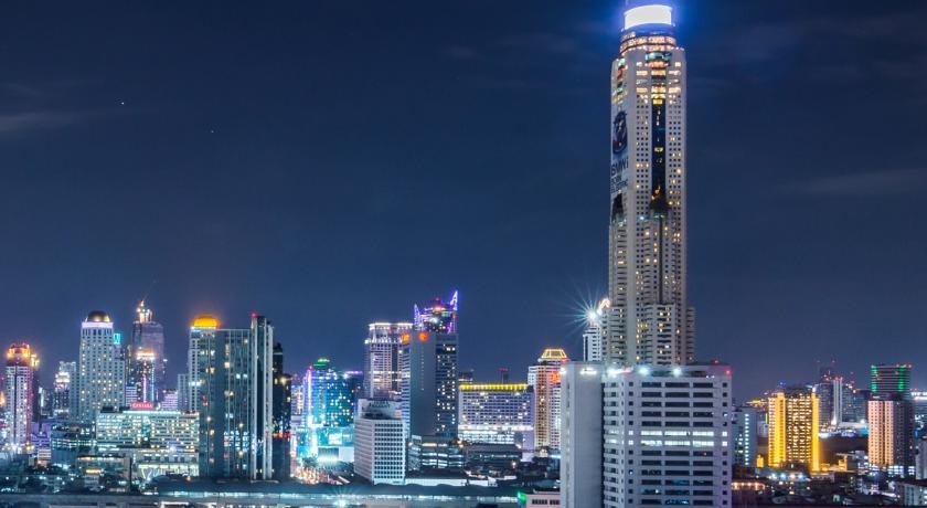 هتل بایوکه بانکوک