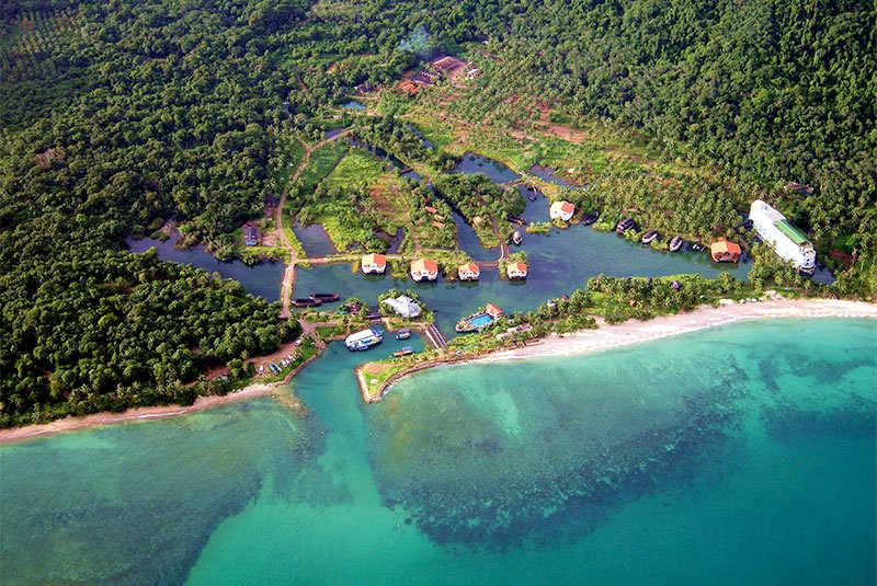 جزایر زیبای تایلند