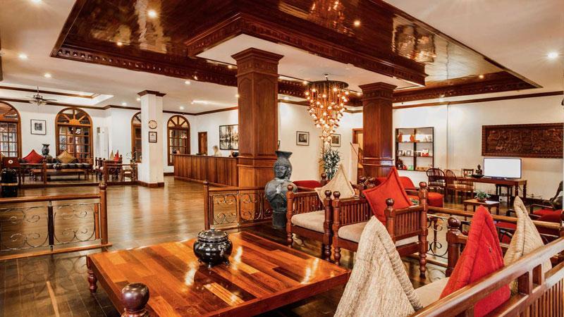 هتل رویال کراون در پوکت