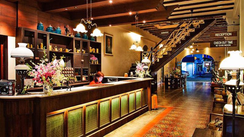 هتل مموری در تور پوکت
